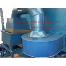 Granulador de chatarra de cable de cobre