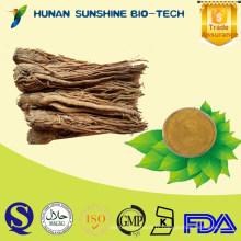 SunShine Phytothérapie Dong Quai Root Powder pour compléter les nerfs et soulager la toux et l'asthme.