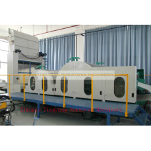 YYSL-Doble Cilindro Doubble Doffer Cading Machine