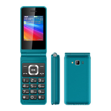 2021 Wholesale Cheapest UNIWA F109 2.40 Inch Screen Dual SIM flip phone