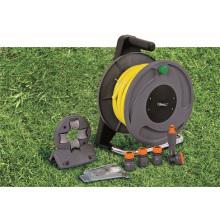 Haute qualité but Dural 2 dans 1 jardin eau tuyau Reel Set