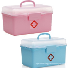 Portable First Aid Case with Lockhole for Children