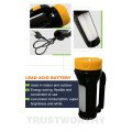Ultra bright outdoor search smart led flashlight 20000 lumens for sale