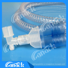 Одноразовые медицинские различные типы трубок дыхательного контура вентилятора