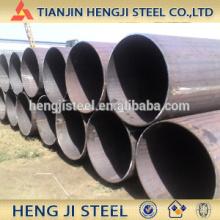 10inch Tubo de aço soldado (tubo de aço ERW) BS1387