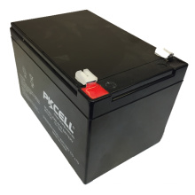 12 volt 6-dzm-12 12v 12ah agm lead-acid batteries