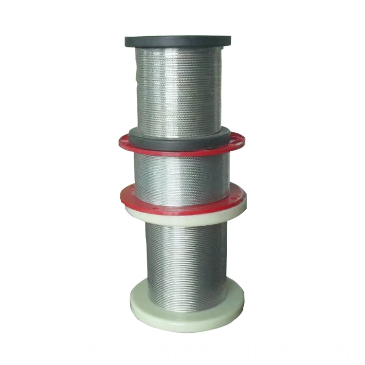 galvanize steel wire rope 3