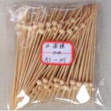 Bâton de bambou peu arrondi de haute qualité / Pegwood