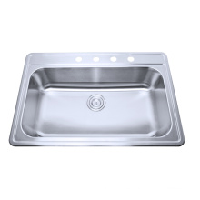 China stainless steel used kitchen sinks for sale