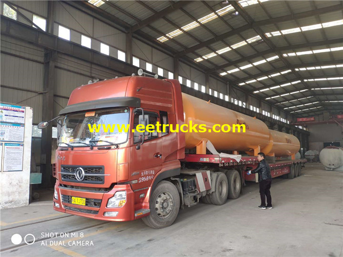 40 Ton ASME LPG Tanks