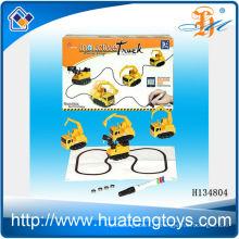 2014 Индуктивная автомобильная игрушка с новейшей аккумуляторной батареей, индуктивный грузовик, машина BO H134804