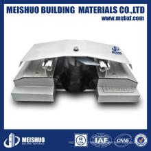 Couvertures de joint d'expansion en toiture en aluminium