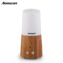 Агомасагебыл мини портативный батарейках деревянные Bamboo Арома диффузор для дома номер Спа украшения дома