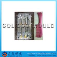 fabricante de moldes de pente de injeção de plástico na China