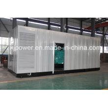 1000kw Silent Cummins Diesel Generator Set