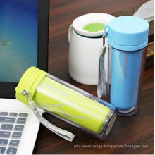 Modern Design Double Cup, Plastic Cup