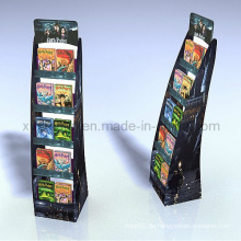 Spinning CD Counter Rack / Revolving CD Display Rack