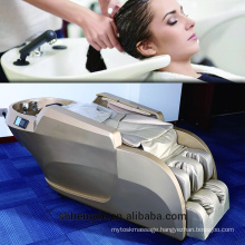 Top grade hair washing massage shampoo chair