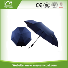 Cheap Outdoor Black Color Fold Umbrella