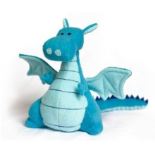 customized OEM design! gift toy plush toy dragon