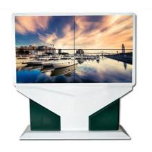 Écran de mur visuel extérieur d'épissure 55 LCD