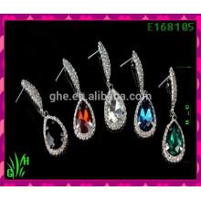 Die neuesten Design Schöne große Drop Ornament Ohrringe, Kronleuchter Ohrringe