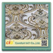 100 % Polyester Sofa Chenille Stoff neuesten Chenille Jacquard designs