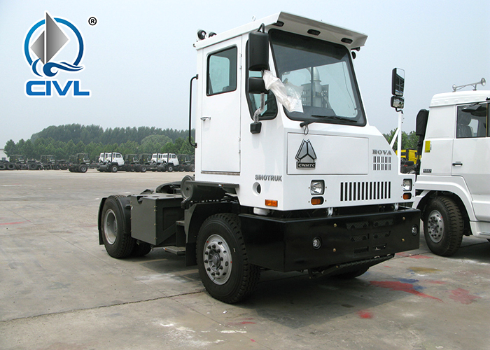 Terminal Tractor Truck 2