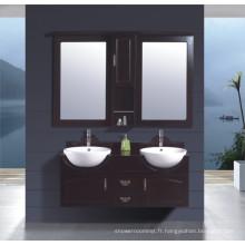 Meuble-lavabo de meuble-lavabo en MDF de 120 cm (B-251)