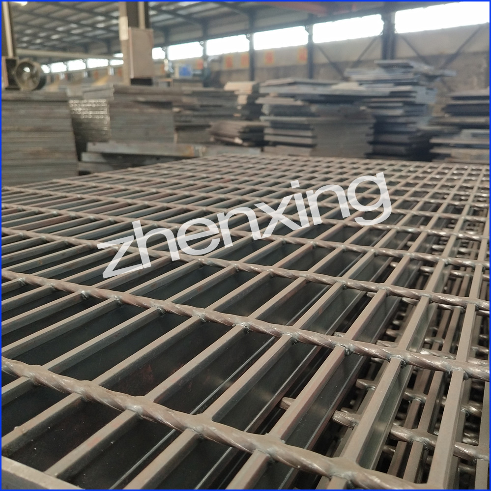 Steel Grating Density