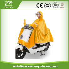 Impermeable adultos moto poliéster lluvia poncho