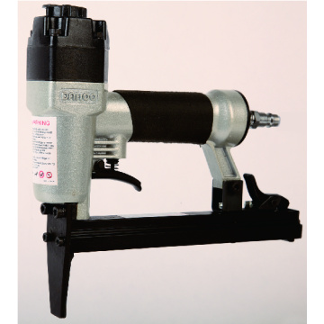 Compact Pneumatic Stapler with Slender Nose