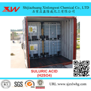 Sulfuric Acid 98% Tech Grade