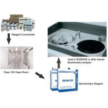 Réactifs d'analyse de biochimie (CE, norme ISO)