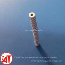 speaker neodymium magnet / ring magnet / ndfeb magnet ring shape
