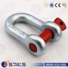 Uns Typ geschmiedete Stahl Schraube Pin D Schäkel G210