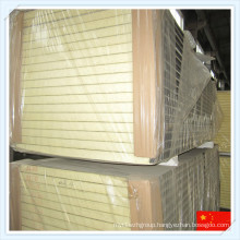 Heat-Insulated Heat Preservation Polyurethane Sandwich Panel
