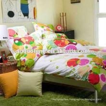printed poplin fabric 40*40 100%cotton fabric textile