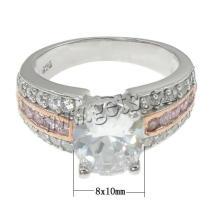 Gets.com 925 стерлингового серебра антикварный палец кольцо смотреть