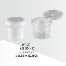 24/410 Flip Cap Plastikflasche Cap