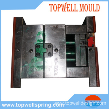 Plastic air condition mold for plastic parts