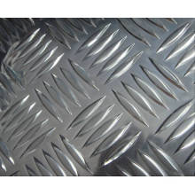 Aluminum Checkered Sheet for Vehicle Steps