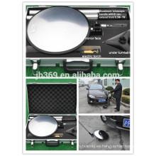 espejo de inspección de automóviles con ruedas