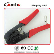 China Made electrical wire crimping tool telephone spade lug 22-26awg Connector