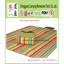 Portable Folding Beach Blanket, Camping Mat