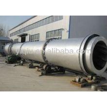 Sludge cylinder dryer