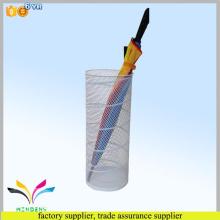 De alta calidad de China por mayor alambre de metal decorativos decorativos soporte de paraguas de interior