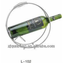 Neu runder Griff entworfene Weinregalweinhalter
