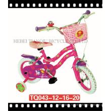 Дети велосипед/дети велосипед/ребенка велосипед/велосипедный мотокросс девушки цикл с ручкой