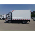 Foton CTS9 heavy duty chiller van vegetable transport truck